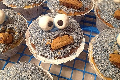 Krümelmonster Cupcakes 219