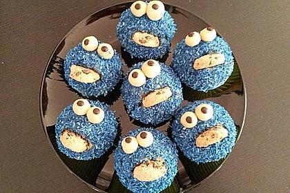 Krümelmonster Cupcakes 194