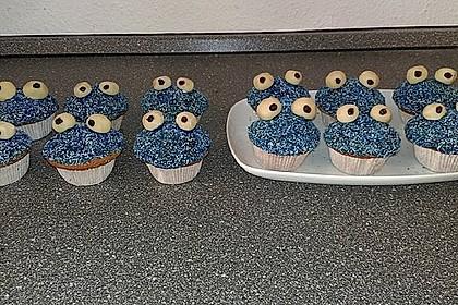 Krümelmonster Cupcakes 165