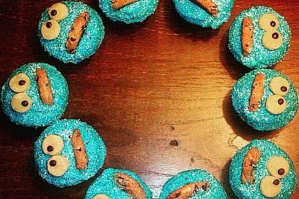 Krümelmonster Cupcakes 173