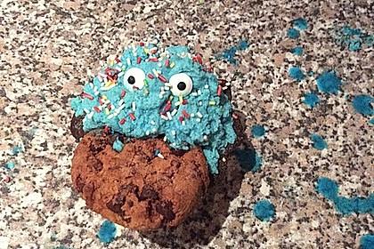 Krümelmonster Cupcakes 232