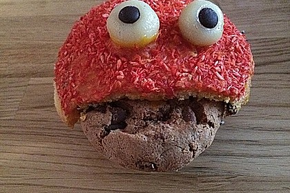 Krümelmonster Cupcakes 175