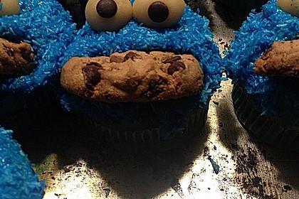 Krümelmonster Cupcakes 218