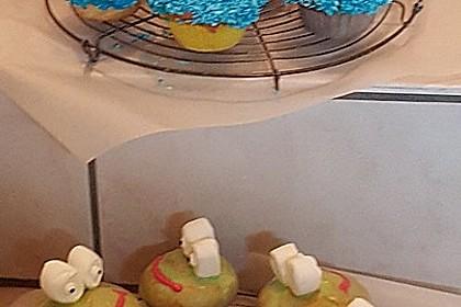 Krümelmonster Cupcakes 233