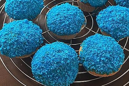 Krümelmonster Cupcakes 215