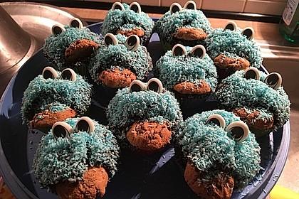 Krümelmonster Cupcakes 220