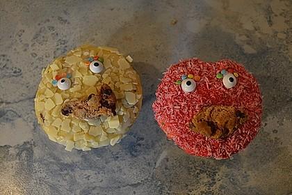 Krümelmonster Cupcakes 169