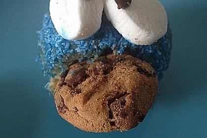Krümelmonster Cupcakes 143