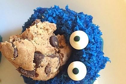 Krümelmonster Cupcakes 161