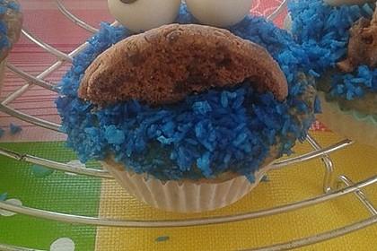Krümelmonster Cupcakes 216