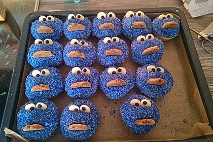 Krümelmonster Cupcakes 217