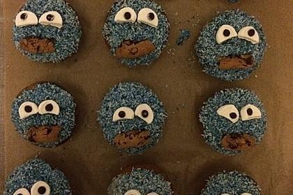 Krümelmonster Cupcakes 228
