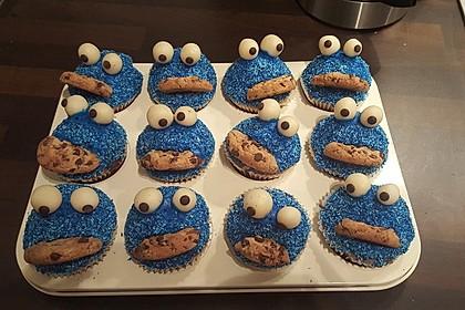 Krümelmonster Cupcakes 214