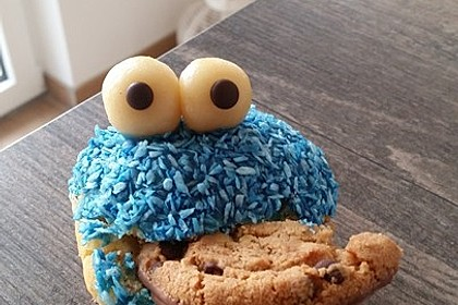 Krümelmonster Cupcakes 226