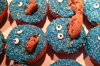 Krümelmonster Cupcakes 209