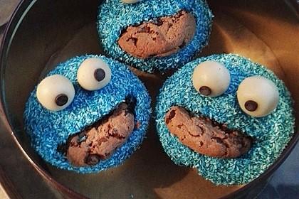 Krümelmonster Cupcakes 99