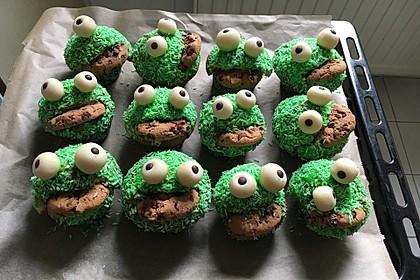 Krümelmonster Cupcakes 102