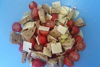 Tomaten-Brot-Salat 1