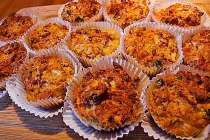 Deftige Muffins