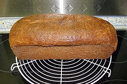 Dinkel-Vollkorn Toastbrot