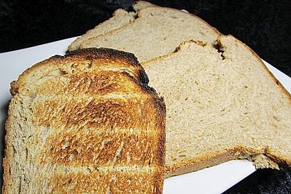 Dinkel-Vollkorn Toastbrot 1