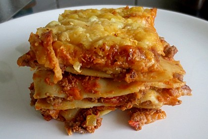 Lasagne al forno 13