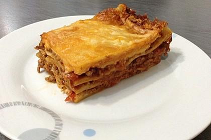 Lasagne al forno 16