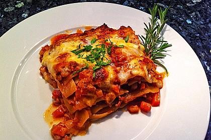 Lasagne al forno 1