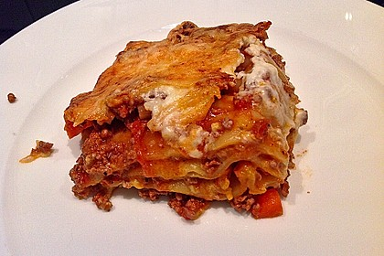 Lasagne al forno 6