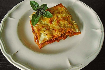 Lasagne al forno 4