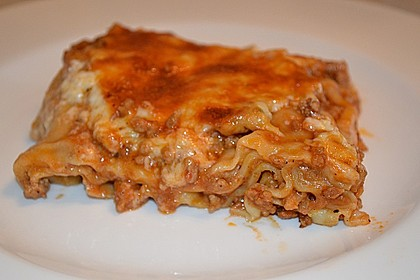 Lasagne al forno 11