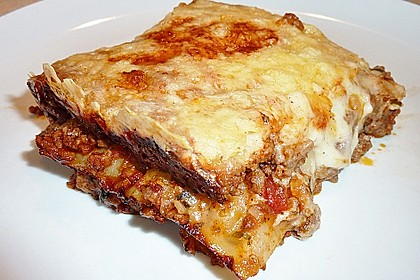 Lasagne al forno 22
