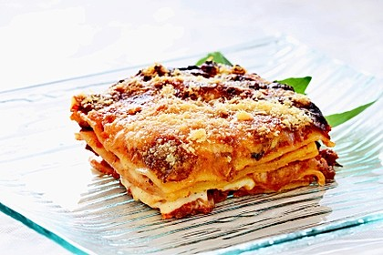 Lasagne al forno 2