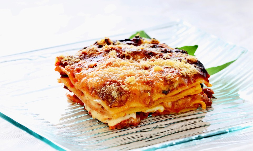 Lasagna Al Forno Related Keywords & Suggestions - Lasagna Al Forno ...