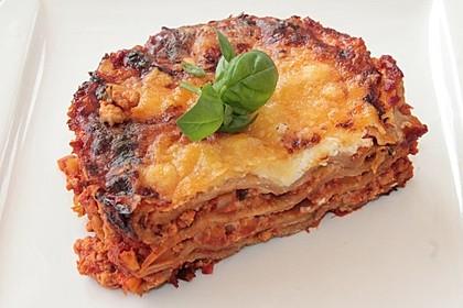 Lasagne al forno 9