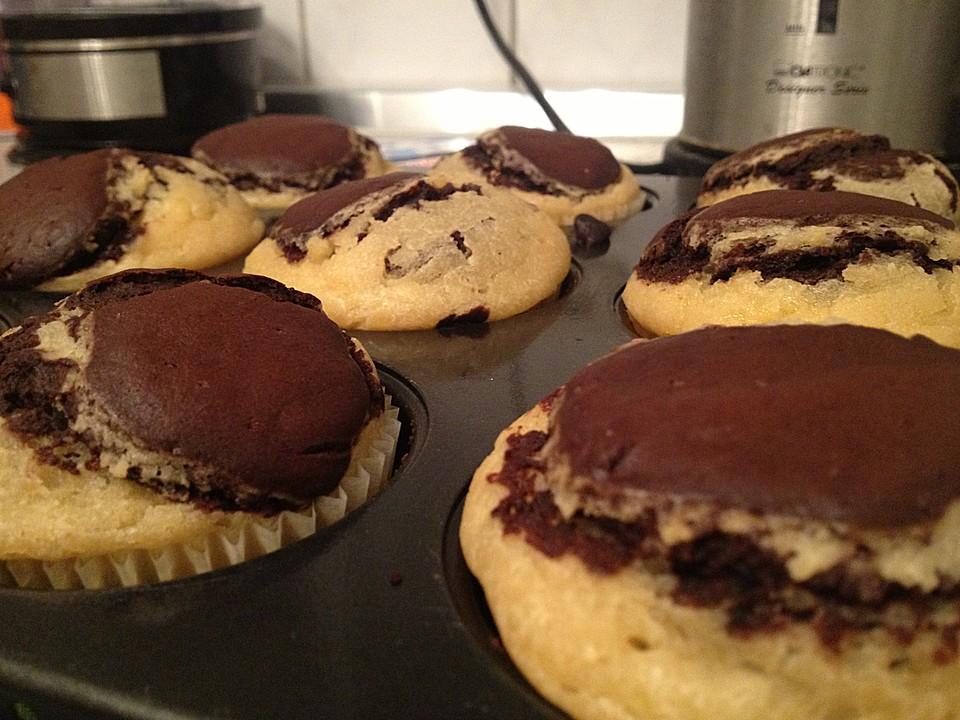 Vegane Cheesecake-Muffins (Rezept Mit Bild) Von Vegan-Gegen