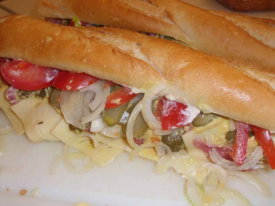 Amerikanisches Sandwich von Packspees | Chefkoch.de