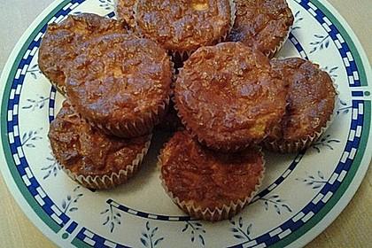 Apfelmuffins Low carb 5