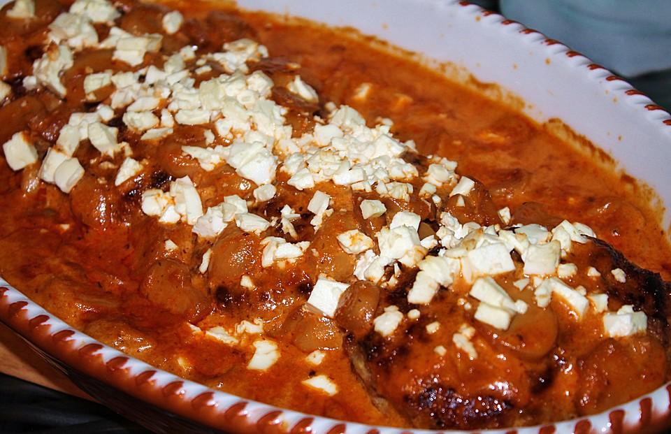 bifteki in metaxa sahne sauce rezept mit bild von riga53 chefkoch