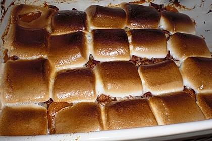 Sweet Potato Marshmallow Casserole 2
