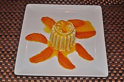 Cremiges Kokosmilch-Karamell-Eis - ohne Sahne