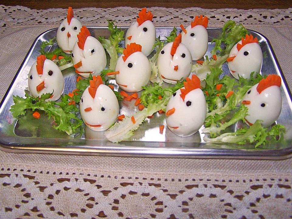 Eierhahn von moosmutzel311 - Eier dekorieren ...
