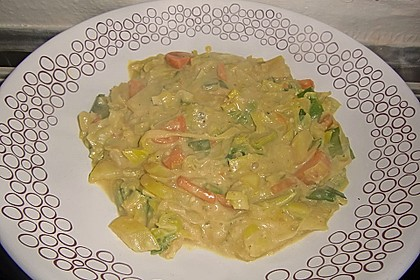 "Vegane Lauch-Kartoffel-,,Käse"" Suppe 2"