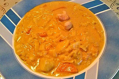 "Vegane Lauch-Kartoffel-,,Käse"" Suppe 3"