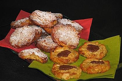 Haferflocken-Bananen Cookies 5