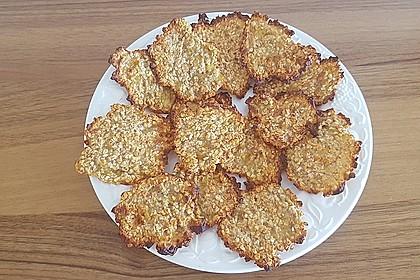 Haferflocken-Bananen Cookies 3