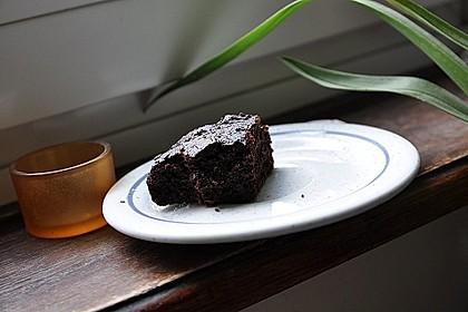Vegane Brownies 2