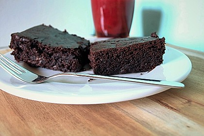 Vegane Brownies