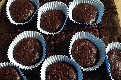 Vegane Brownies 3