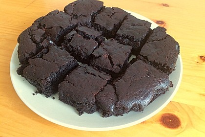 Vegane Brownies 5